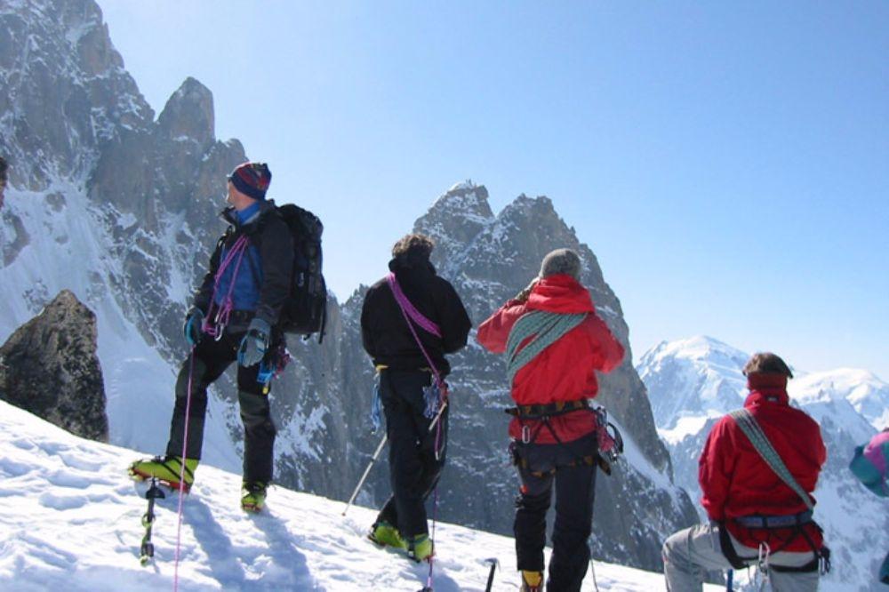 Les Activités Ski de Randonnée 2018 !